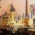16060 Potter Movie Magic Castle Modello 6742Pcs Building Block Giocattoli Dei Mattoni Compatibile LegoED 71043 Regalo Di Natale Per I Bambini