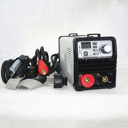 140/160A Инвертор постоянного тока дуговой сварочный аппарат 160-270V VRD электрод 1,0-3,2 мм Портативный IGBT MMA TIG сварочный аппарат