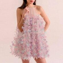 Glamorous Homecoming Dress Halter Short-Length Tulle Cocktai
