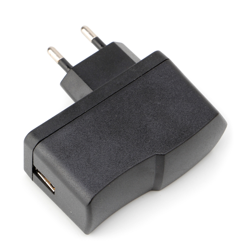 USB Switching Power Supply Adapter Charger AC 100-240V DC 5V 2A 10W EU Plug