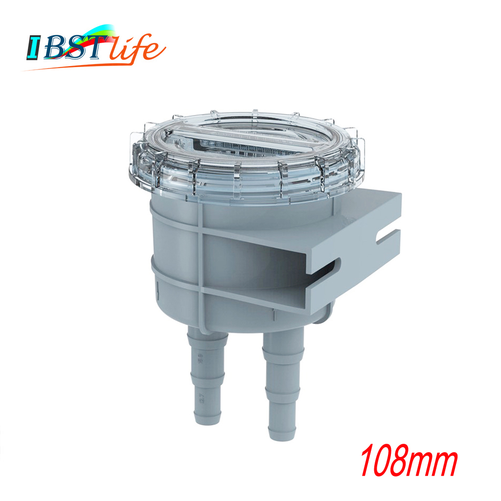 108mm Boat Marine Intake Raw Sea Water Strainer Filter Rafting Boating Accessories Fits Hose Size 1/2