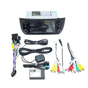 Image 5 - ZLTOOPAI Android 10.0 For Fiat Linea Punto EVO 2012 2013 2014 2015 Auto Radio Stereo Head Unit GPS Navigation Multimedia Player