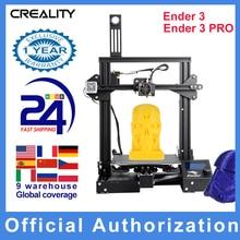 CREALITY 3D Ender 3/Ender 3 PRO 3D Máy In Nâng Cấp Nam Châm Xây Dựng Bản Lý Lịch Mất Điện In MeanWell Cung Cấp Điện