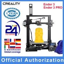 CREALITY 3D Ender 3/Ender 3 PRO 3Dเครื่องพิมพ์อัพเกรดแม่เหล็กสร้างแผ่นResume Power Failureการพิมพ์แหล่งจ่ายไฟMeanWell