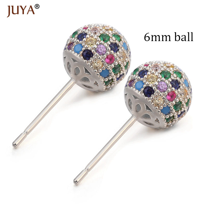 6mm ball silver