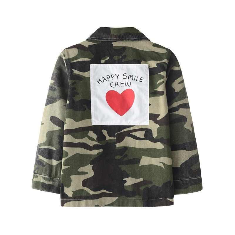 MESOLO/весенне-осенняя камуфляжная ветровка для мальчиков и девочек, детская одежда, камуфляжная куртка, Детское пальто, замена.