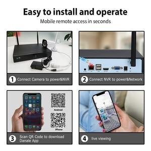 Image 3 - Zoohi CCTV מערכת אלחוטי מעקב מערכת ערכת 1080P 2MP אבטחת בית מצלמה מערכת חיצוני WIFI מצלמה אבטחת מערכת IR