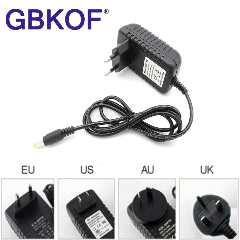 Светодиодные ленты светильник переменного тока 100V - 240V DC/DC 12V 1A 2A 3A 4A 5A 6A 8A светильник ing трансформаторы Питание адаптер конвертер Зарядное ус...