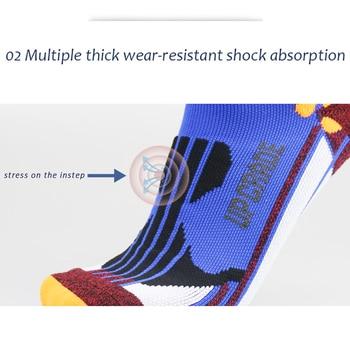UGUPGRADE Coolmax Running Cotton Compression Socks Outdoor Cycling Breathable Basketball Ski Socks thermal