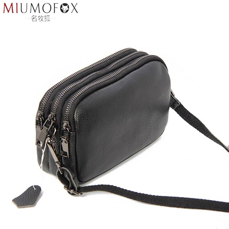 Fashion Shoulder Bag For Women Messenger Bags Ladies Genuine Leather Small Crossbody Bags Female Square Bag Bolsas Feminina Saco