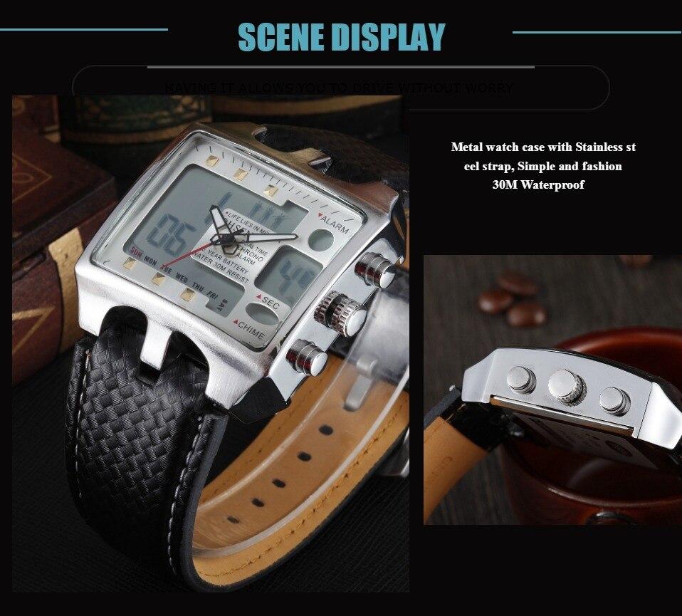 branco pulseiras couro genuíno banda 10 m