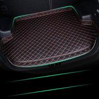 Custom No Odor Waterproof Non Slip Boot Carpet Car Trunk Mat for Mazda 2 3 5 6 8 CX 4 CX 5 CX 7 ATENZA CX 3