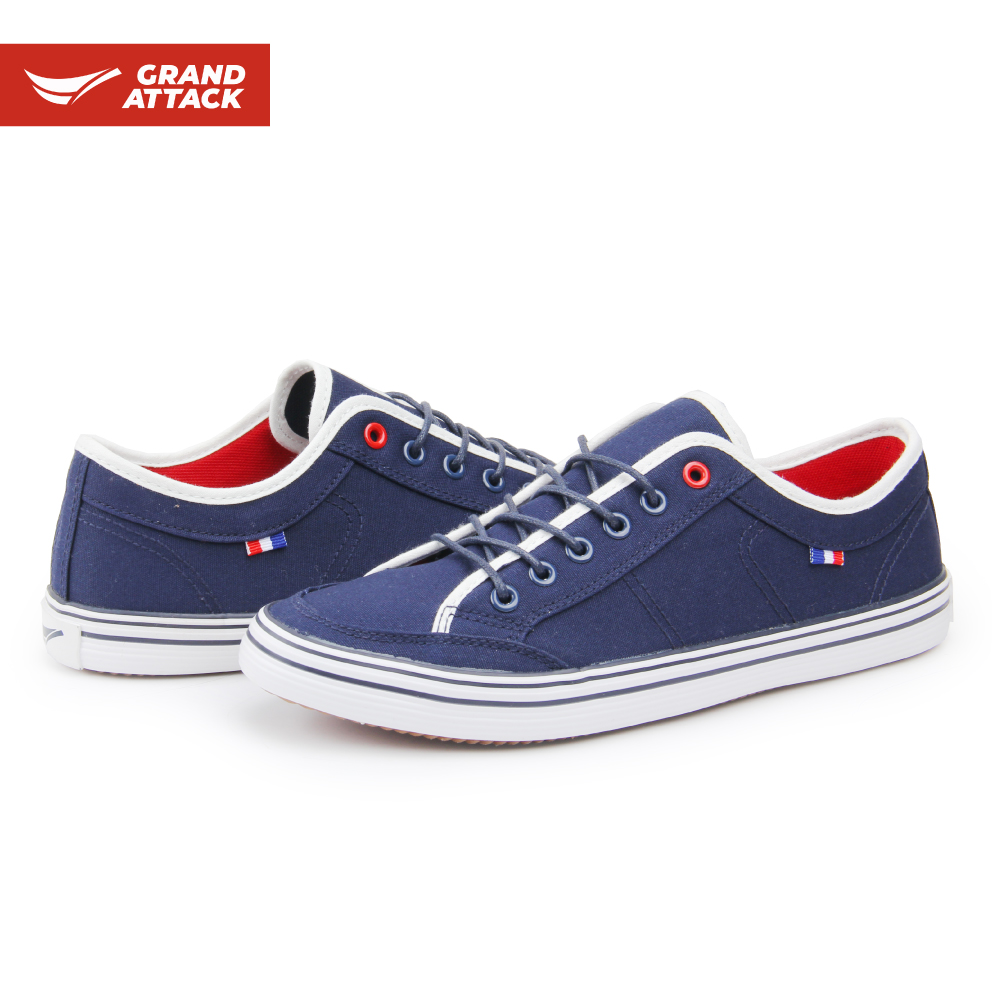 Grand Attack 2020 New Men's Sneakers Athletic Shoes  Men Canvas Shoes Leisure Shoes Casual Shoes Vulcanized Shoes Fashion Design