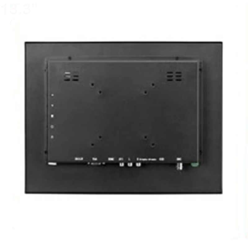 ZHIXIANDA 19 بوصة 1280*1024 مع HDMI VGA/D-Sub BNC AV USB المدخلات فتح الإطار شاشة عرض الصناعية