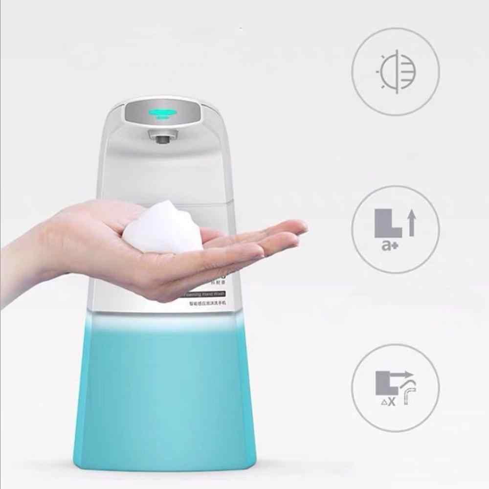 Intelligente Flüssigkeit Touchless Seife Dispenser Automatische Schäumen Smart Sensor Seife Dispensador für Bad Küche Hand Waschen