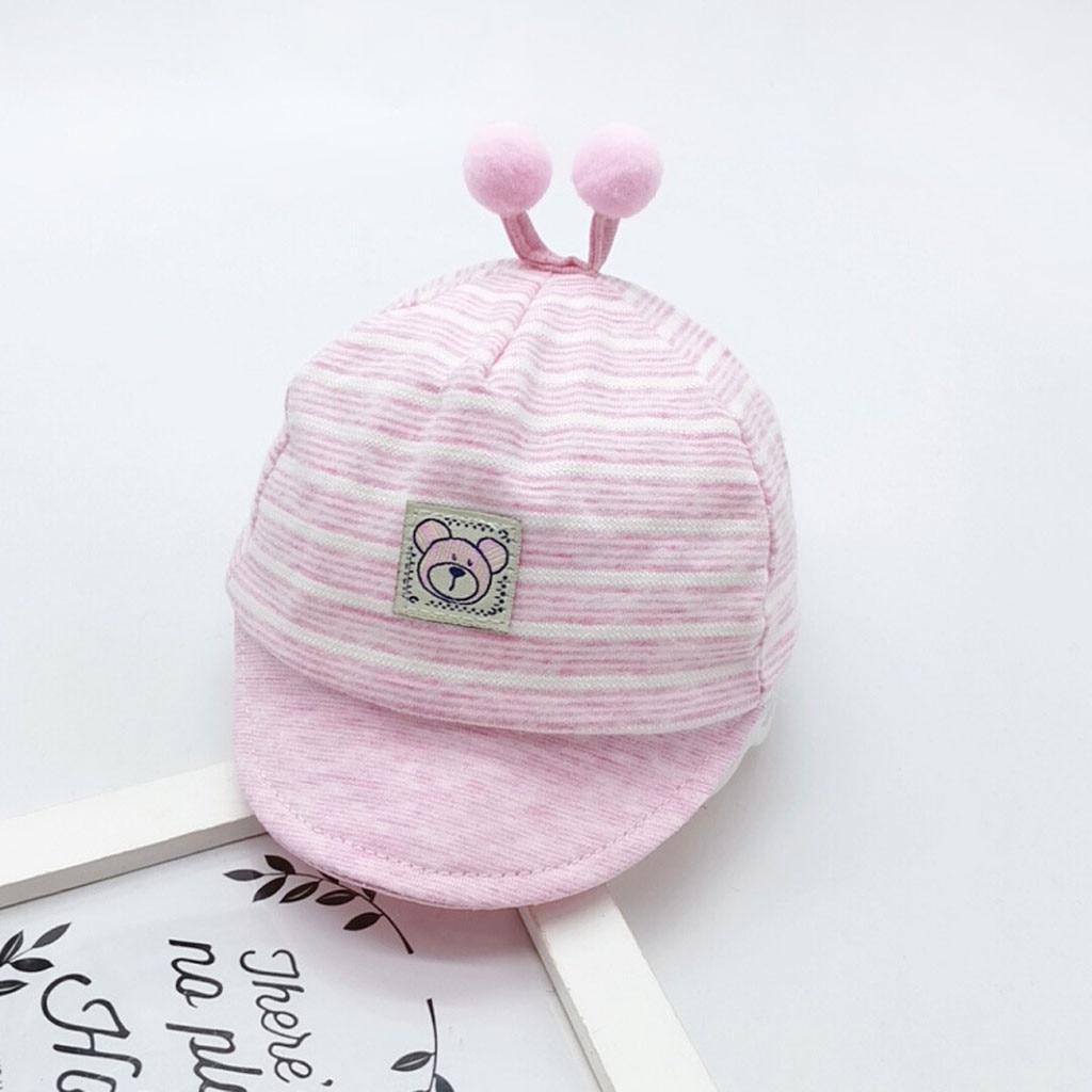 Newborn Infants Baby Kid Boy Girl Beanie Winter Warm Hat Earflaps Knit Plush Cap