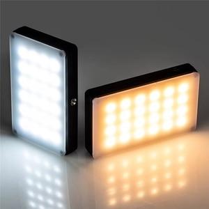 Image 2 - Viltrox RB08 Bi color 2500K 8500K Mini Video LED Light Portable Fill Light Built in Battery for Phone Camera Shooting Studio