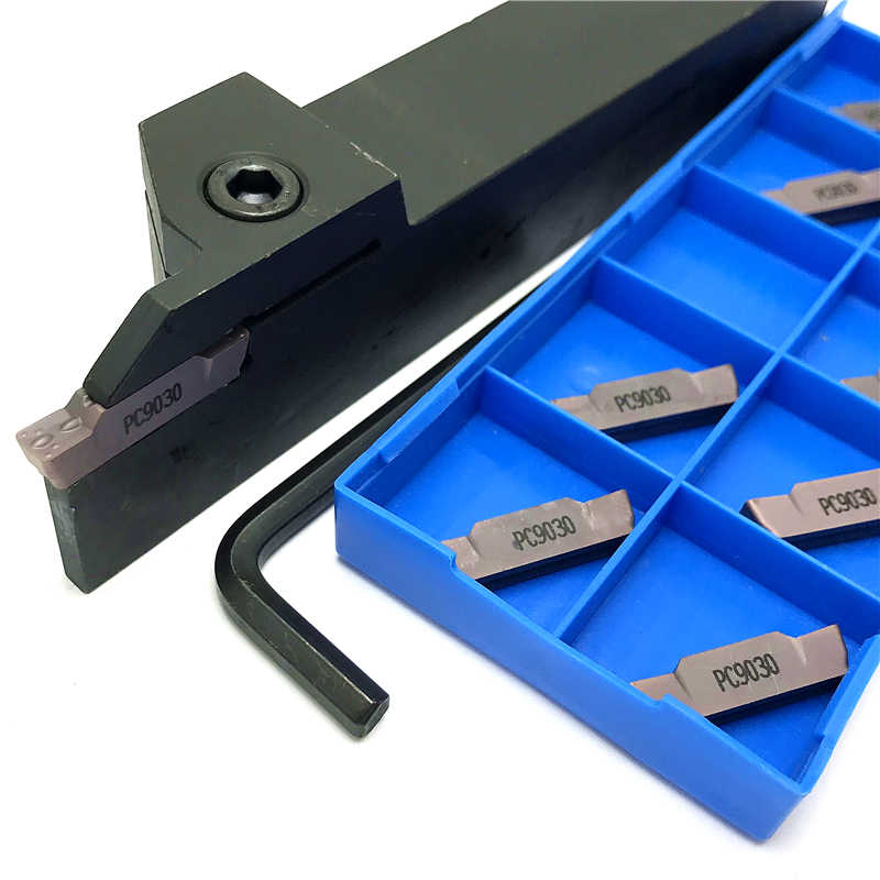 High quality MGEHR2525-4 T30 Lathe Turning grooving cutt-off holders for MGMN400