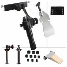 Benchmate Encore QCX каменные наборы установка инструменты для создания украшений Настольный универсальный держатель кольца с фиксатором Монтажная пластина