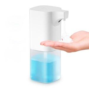 Image 1 - חכם אוטומטי קצף סבון Dispenser Intelligent חיישן קצף Dispenser אוטומטי אינדוקציה נוזל סבון Dispenser Touchless יד מכונת כביסה