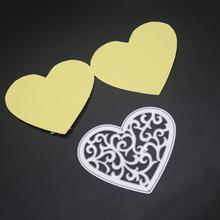 AZSG love  Cutting Dies Clear Stamps For DIY Scrapbooking/Card Making Decorative Silicone Stamp Crafts