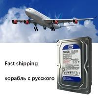 "WD BLUE 500GB Internal Hard Drive Disk 3.5"" 7200RPM 16M Cache SATA III 6Gb/s 500G HDD HD Harddisk for Desktop Computer 2"