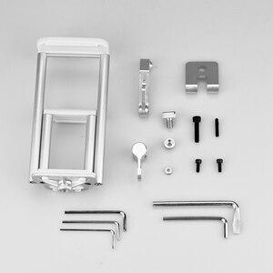 Image 5 - Tablet Holder Bracket for DJI Phantom 3 Standard SE 2 Vision for fimi 1080P Drone Remote Controller Phone Stand Mounting