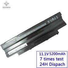 GZSM Laptop Battery N4010 For Dell 14R battery for laptop N3010D N7010 N5010 N3010 J1KND N3110 N4050 N4110 N5010D N5110