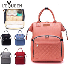 Get more info on the Lequeen Diaper Bags Waterproof Travel Baby Nappy Backpack Outdoor Stroller Organizer Bag Maternity Nursing Backpacks