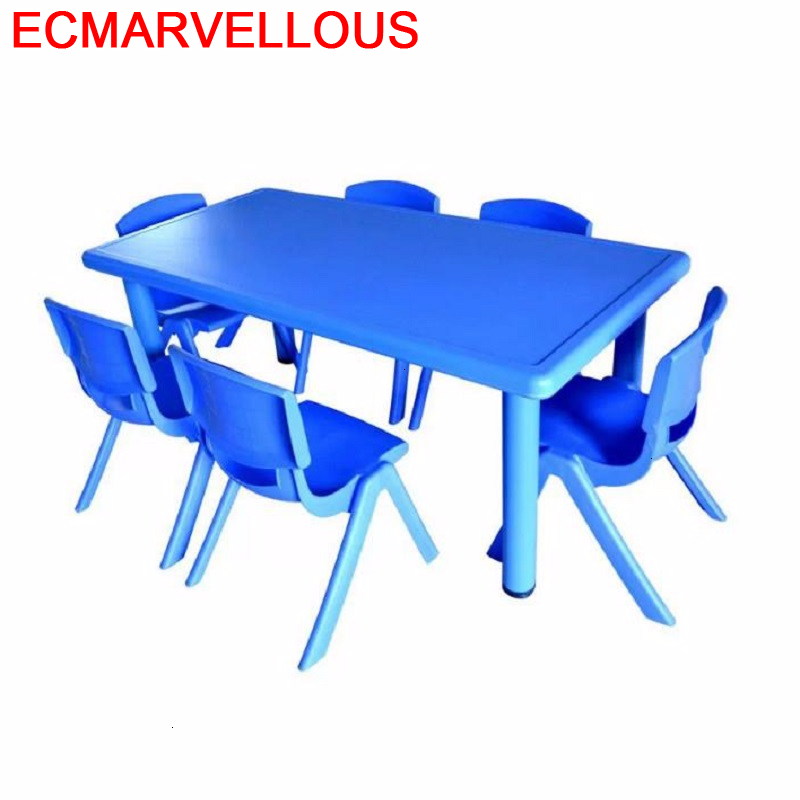 Kids And Chair Mesinha Infantil Mesa De Estudo Tavolino Bambini Child Kindergarten Study Kinder Bureau Enfant Children Table
