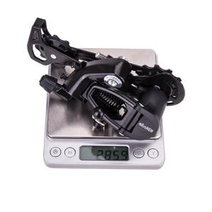 Image 5 - Bicicleta MTB 1X9 9 velocidad 40 T cambiador trasero Derailleur grupo para piezas m370 m430 m590 sistema de cigüeñal individual DEORE