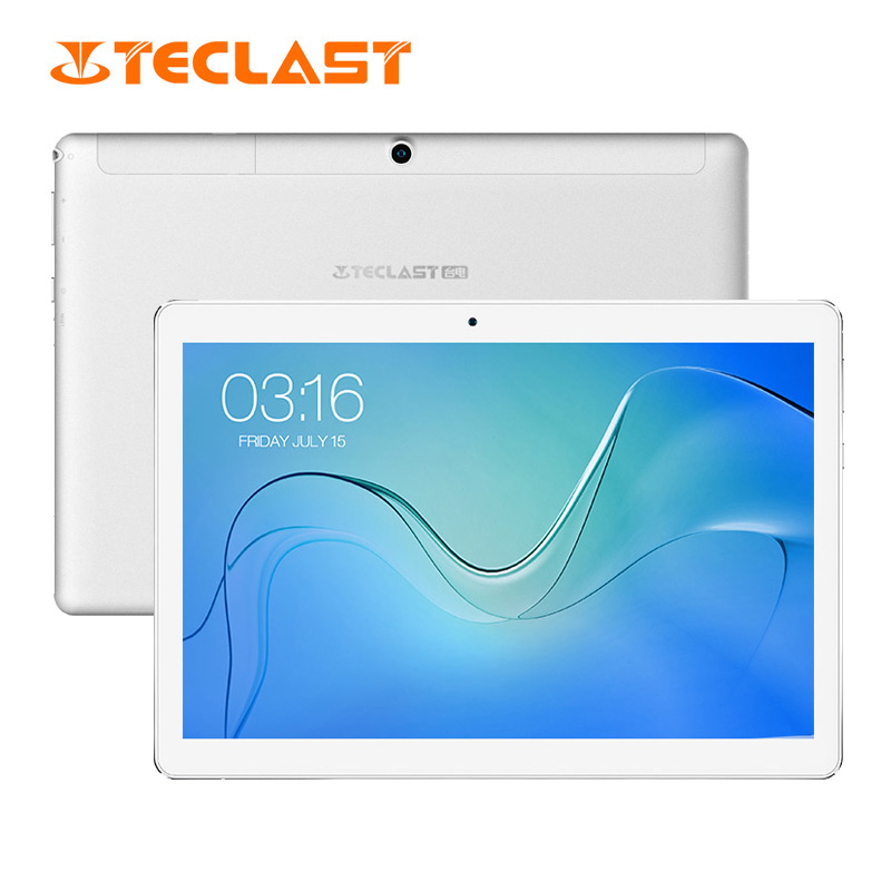 Teclast Tablet Android Phone-Call Dual-Camera Quad-Core 4G GPS P10 MTK 2GB MTK6737 2GB-RAM title=