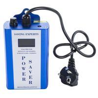 2 모드 전기 에너지 절약 역률 보호기 플러그 전기 절약 상자 홈 빌 킬러 에너지 절전 장치