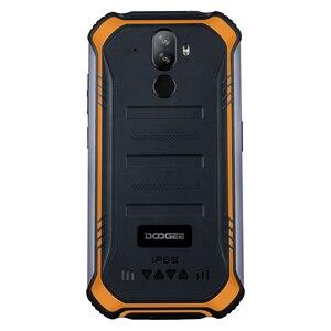 Image 3 - DOOGEE S40 S40 Lite IP68/IP69K прочный мобильный телефон 5,5 дюймов Android 9,0 смартфон MT6739 4 ядра мобильный телефон, 3 Гб оперативной памяти, 32 Гб встроенной памяти, 4650 мА/ч