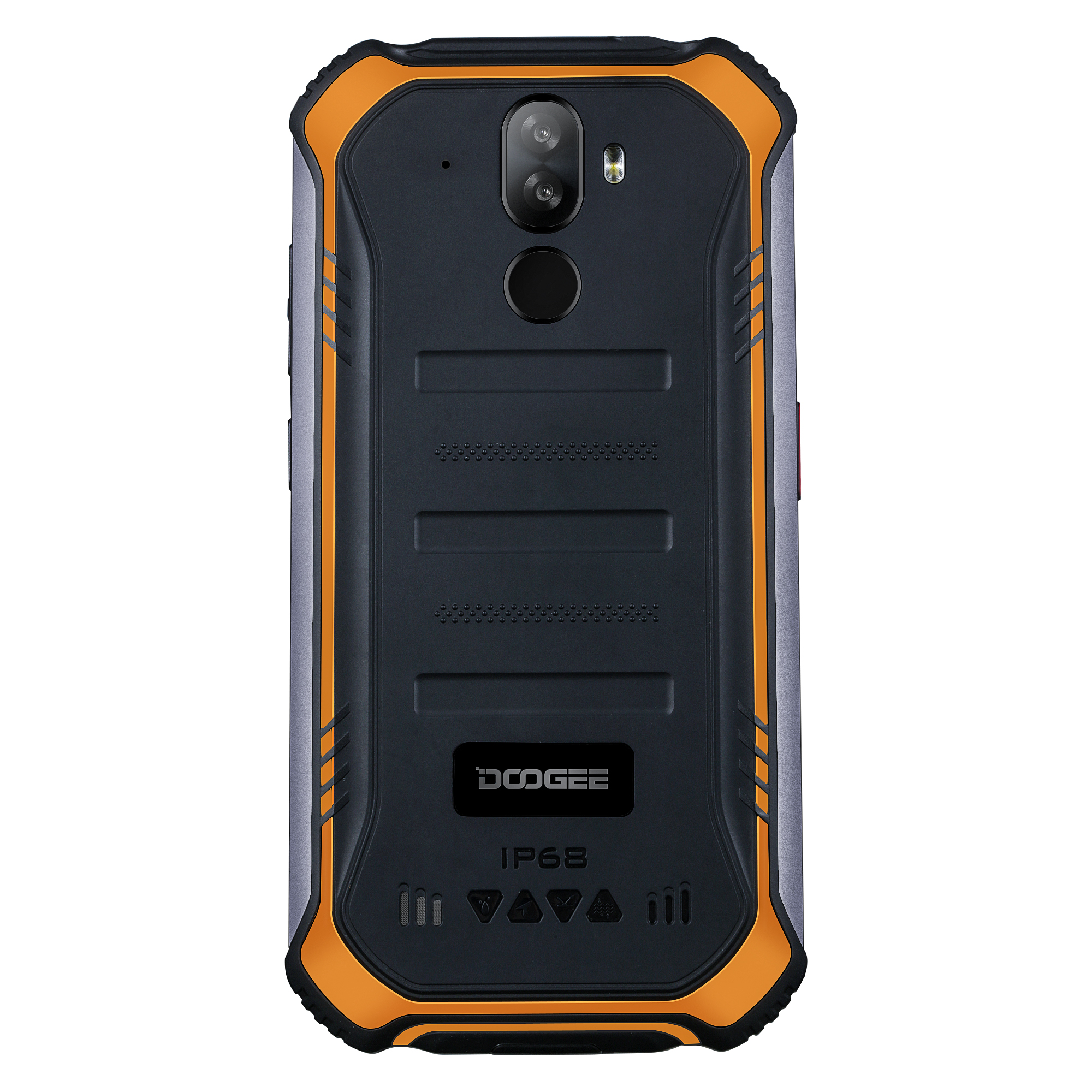 Image 3 - DOOGEE S40 S40 Lite IP68/IP69K Rugged Mobile Phone 5.5 Inch Android 9.0 Smartphone MT6739 Quad Core Cellphone 3GB 32GB 4650mAh-in Cellphones from Cellphones & Telecommunications