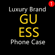 цена на guess ential Luxury apex brand Inverted triangle Luxury cool Phone Cover For iphone 5 5S SE 5C 6 6S 7 8 plus X XS XR 11 PRO MAX