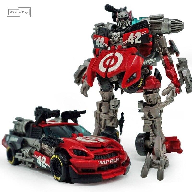 Transformation Toys Leadfoot GOD03 GOD-03 Roadbuster GOD07 GOD-07 Topspin GOD10 GOD-10 Action Figure Robot Collection  Car Model