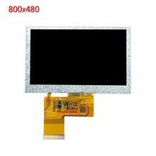 Écran tft de 4.3 pouces, 800x480, 800x480 pixels, sans contact, IPS, port RGB, pour appareil numérique 3c