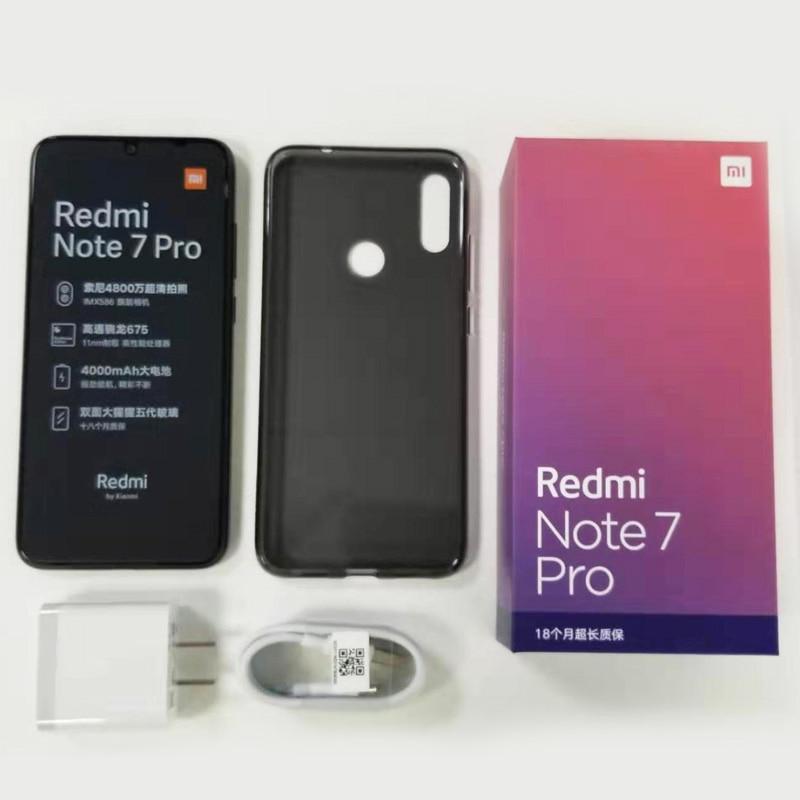 Xiaomi Redmi Note 7 Pro смартфон с восьмиядерным процессором Snapdragon 675, ОЗУ 6 ГБ, ПЗУ 128 ГБ, 4000 мАч, 18 Вт - 6