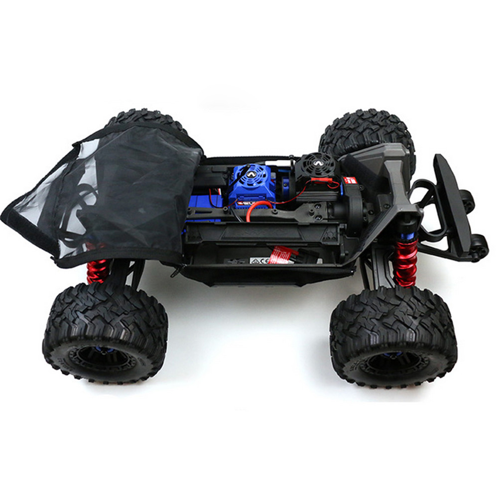 Waterproof Racing Chassis Dirt Guard Cover Protective Dust Resist Cover for Traxxas 1/10 MAXX RC Car Parts