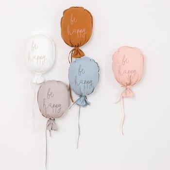 Balloon Pendant Pillow - Nordic Decoration