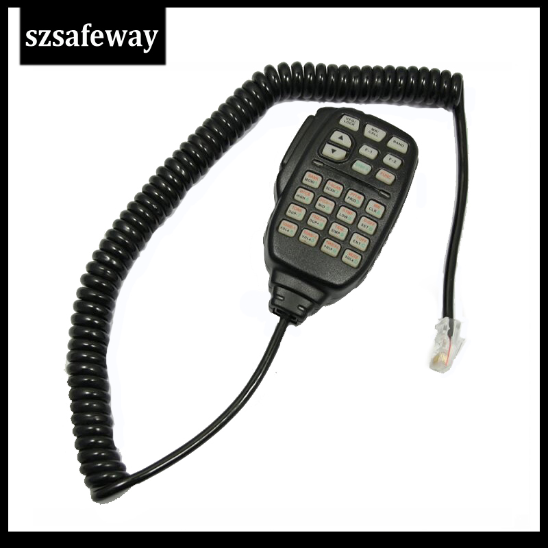 HM-133V Handheld Speaker Microphone Mic For Icom Car Radio IC-2200H IC-V8000