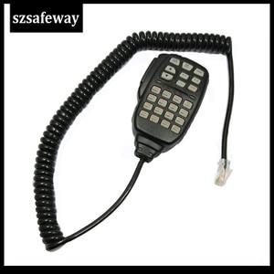 HM-133V Handheld Speaker Microphone Mic For icom car radio IC-2200H IC-V8000(China)