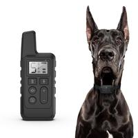 TWISTER.CK Dog Training Collar Electric Shock Vibration Sound Anti Bark Remote Electronic Collars Waterproof Pet Supplies