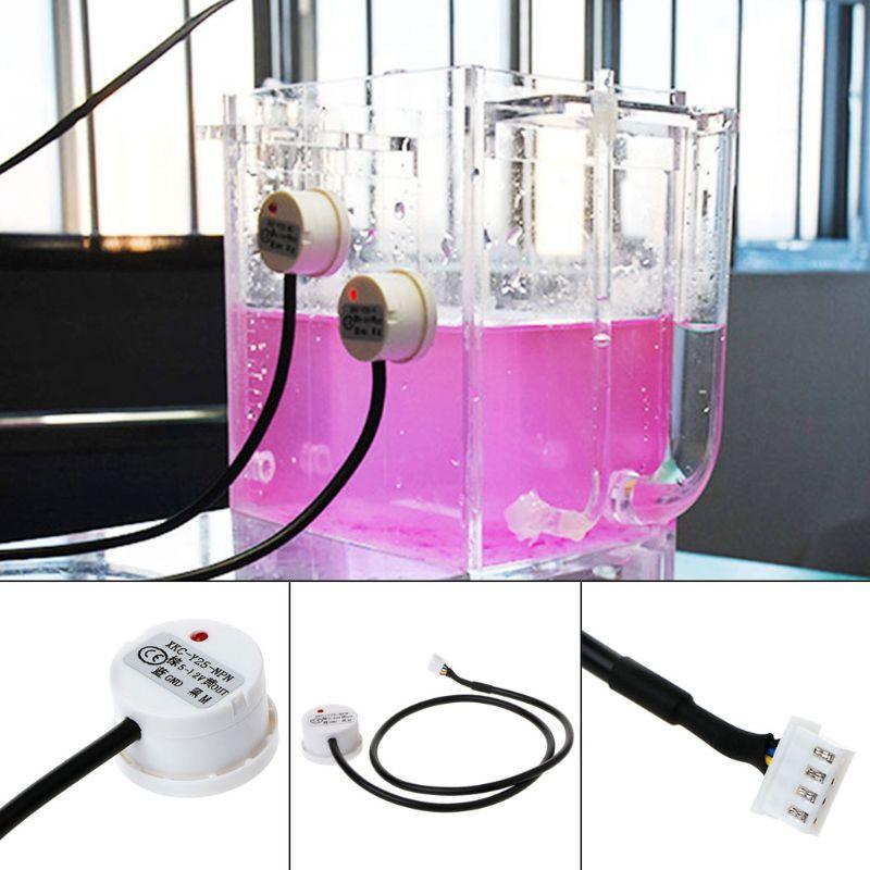 Купить xkc y25 npn бесконтактный датчик уровня жидкости тип палки детектор