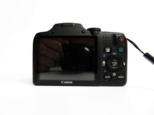 USED Canon PowerShot SX170 IS 16.0 MP Digital Camera 16x 720p HD video  Optical Image Stabilizer 1