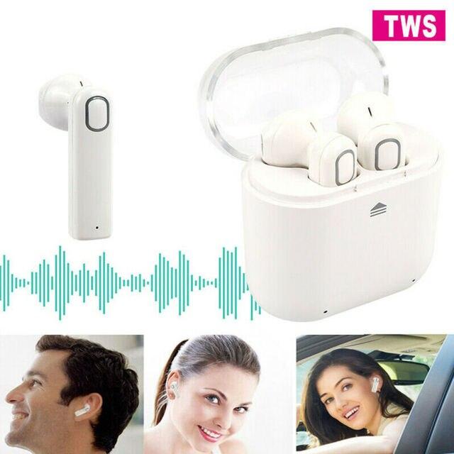 Bluetooth 5.0 Headset Earphone G11 Wireless Twins Music Earbuds Stereo Headphones Vido-Game Sport Earphones Hot