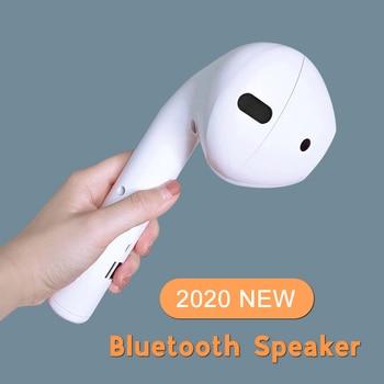 TWS Earphones Bluetooth Speaker Wireless Headset Stereo Music Portable Outdoor Sport Loudspeaker Caixa De Som Parlante - discount item  50% OFF Portable Audio & Video