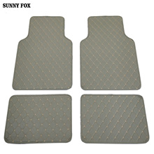 Car-Floor-Mats Carpet Audi A1 Floor-Liner Universal Q5 Q3 for A3 A6 A7 A8 Q7 TT 5D Car-Styling