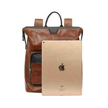 New Korean Backpack Academic Style Retro Postman Pack Backpack